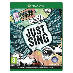 Just Sing na progamingshop.sk