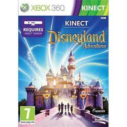 Kinect: Disneyland Adventures [XBOX 360] - BAZÁR (použitý tovar) na progamingshop.sk
