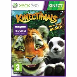 Kinectimals: Now with Bears! na progamingshop.sk