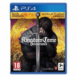 Kingdom Come: Deliverance CZ (Royal Edition) [PS4] - BAZÁR (použitý tovar) na progamingshop.sk