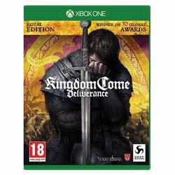 Kingdom Come: Deliverance CZ (Royal Edition) [XBOX ONE] - BAZÁR (použitý tovar) na progamingshop.sk