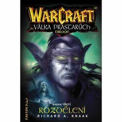 Kniha WarCraft: Válka prastarých: Rozdělení na progamingshop.sk