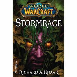 Kniha World of WarCraft: Stormrage na progamingshop.sk