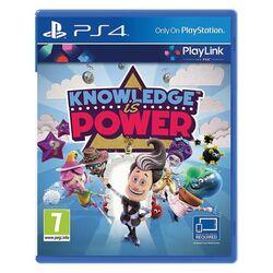 Knowledge is Power [PS4] - BAZÁR (použitý tovar) na pgs.sk