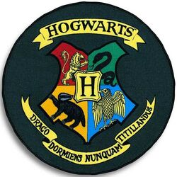 Koberec Hogwarts Shield (Harry Potter) na pgs.sk