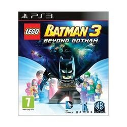 LEGO Batman 3: Beyond Gotham [PS3] - BAZÁR (použitý tovar) na progamingshop.sk