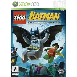 LEGO Batman: The Videogame [XBOX 360] - BAZÁR (použitý tovar) na progamingshop.sk