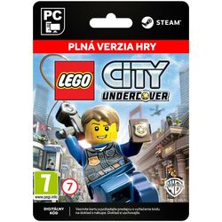 LEGO City Undercover [Steam] na pgs.sk