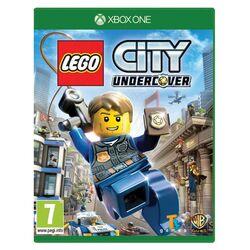 LEGO City Undercover [XBOX ONE] - BAZÁR (použitý tovar) na progamingshop.sk