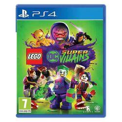 LEGO DC Super-Villains [PS4] - BAZÁR (použitý tovar) na pgs.sk
