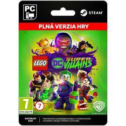 LEGO DC Super-Villains [Steam] na progamingshop.sk