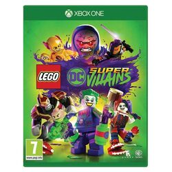 LEGO DC Super-Villains [XBOX ONE] - BAZÁR (použitý tovar) na progamingshop.sk