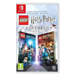 LEGO Harry Potter Collection (Remastered for Nintendo Switch) na pgs.sk