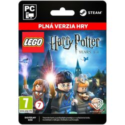 LEGO Harry Potter: Years 1-4 [Steam] na pgs.sk
