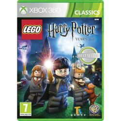 LEGO Harry Potter: Years 1-4 na pgs.sk