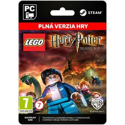 LEGO Harry Potter: Years 5-7 [Steam] na pgs.sk