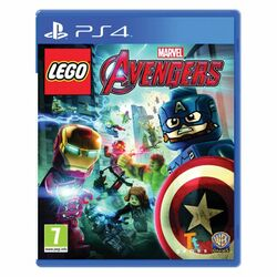 LEGO Marvel Avengers na pgs.sk