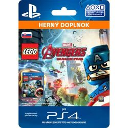 LEGO Marvel Avengers (SK Season Pass) na progamingshop.sk