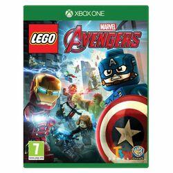 LEGO Marvel Avengers [XBOX ONE] - BAZÁR (použitý tovar) na pgs.sk