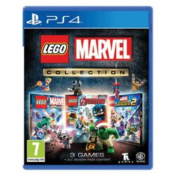 LEGO Marvel Collection [PS4] - BAZÁR (použitý tovar) na pgs.sk