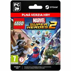 LEGO Marvel Super Heroes 2 [Steam] na progamingshop.sk