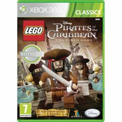 LEGO Pirates of the Caribbean: The Video Game na progamingshop.sk