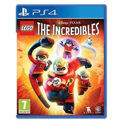 LEGO The Incredibles [PS4] - BAZÁR (použitý tovar) na progamingshop.sk