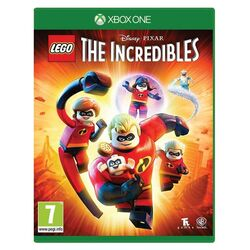 LEGO The Incredibles [XBOX ONE] - BAZÁR (použitý tovar) na progamingshop.sk