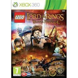 LEGO The Lord of the Rings [XBOX 360] - BAZÁR (použitý tovar) na progamingshop.sk