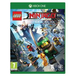 LEGO The Ninjago Movie: Videogame [XBOX ONE] - BAZÁR (použitý tovar) na progamingshop.sk