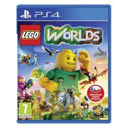 LEGO Worlds  [PS4] - BAZÁR (použitý tovar) na pgs.sk