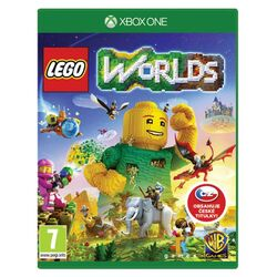 LEGO Worlds [XBOX ONE] - BAZÁR (použitý tovar) na progamingshop.sk