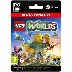 LEGO Worlds [Steam] na pgs.sk