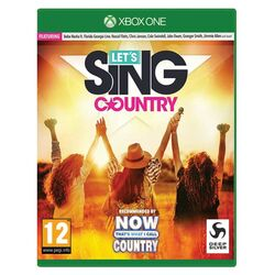 Let's Sing Country na pgs.sk