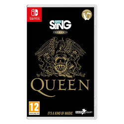 Let's Sing Presents Queen + mikrofón na progamingshop.sk
