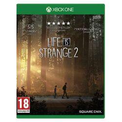 Life is Strange 2 [XBOX ONE] - BAZÁR (použitý tovar) na progamingshop.sk