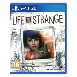 Life is Strange [PS4] - BAZÁR (použitý tovar) na progamingshop.sk