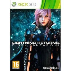Lightning Returns: Final Fantasy 13 [XBOX 360] - BAZÁR (použitý tovar) na progamingshop.sk