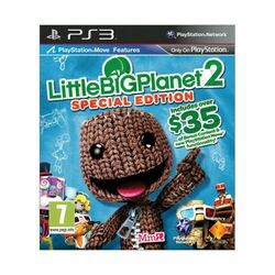 Little Big Planet 2 (Special Edition) na progamingshop.sk