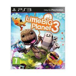 Little BIG Planet 3 [PS3] - BAZÁR (použitý tovar) na progamingshop.sk