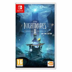 Little Nightmares 2 (Day One Edition) [NSW] - BAZÁR (použitý tovar) na progamingshop.sk