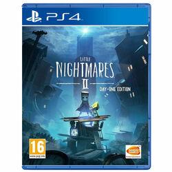 Little Nightmares 2 (Day One Edition) [PS4] - BAZÁR (použitý tovar) na progamingshop.sk
