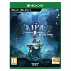 Little Nightmares 2 (Day One Edition) [XBOX ONE] - BAZÁR (použitý tovar) na pgs.sk