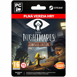 Little Nightmares (Complete Edition) [Steam] na pgs.sk