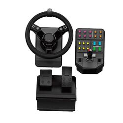 Logitech G Heavy Equipment Bundle Farm Sim Controller. na pgs.sk