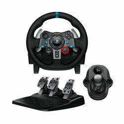 Logitech G29 Driving Force Racing Wheel + Logitech Driving Force Shifter na pgs.sk