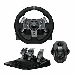 Logitech G920 Driving Force Racing Wheel + Logitech Driving Force Shifter na progamingshop.sk