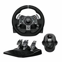 Logitech G920 Driving Force Racing Wheel + Logitech Driving Force Shifter na pgs.sk