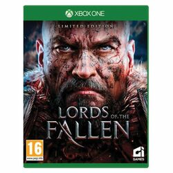 Lords of the Fallen [XBOX ONE] - BAZÁR (použitý tovar) na progamingshop.sk