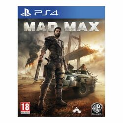Mad Max [PS4] - BAZÁR (použitý tovar) na progamingshop.sk